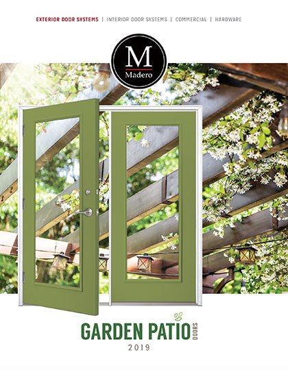 Garden Patio Doors 2019