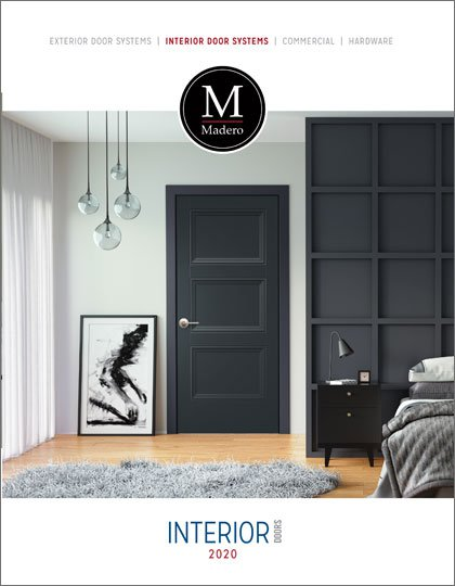 Madero Interior Doors Brochure