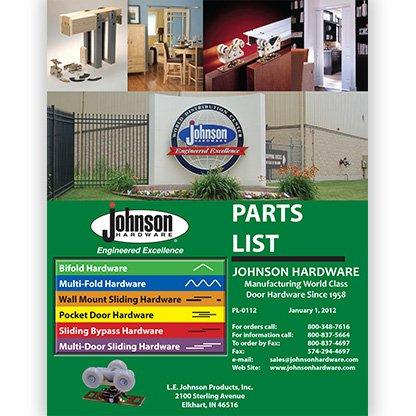 Johnson Parts List (12MB)