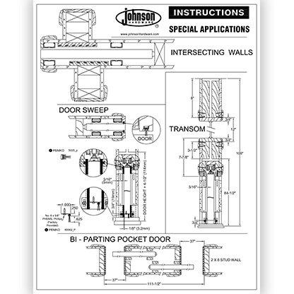 Pocket Frame Special Applications
