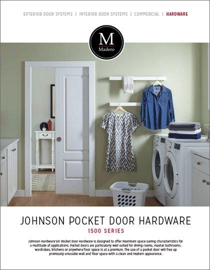 Johnson 1500 Series Sell Sheet