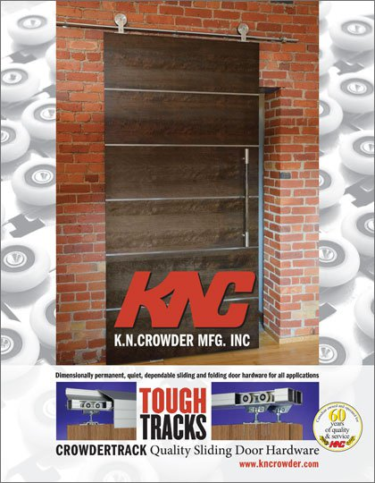 K.N. Crowder Track Catalogue (15MB)