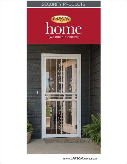 Larson Security Doors Brochure