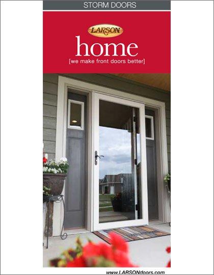 Larson Storm Doors Brochure