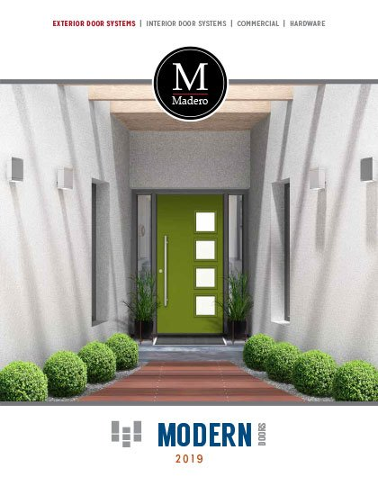 Modern Doors 2019