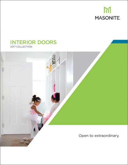 Masonite Interior Doors Brochure 2017