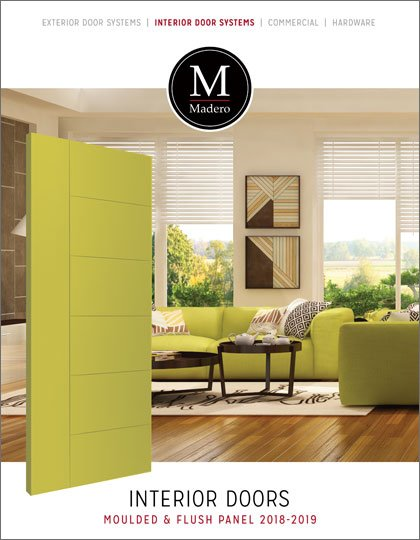 Madero Interior Moulded and Flush Panel