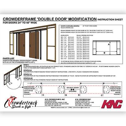 Type C Double Door Kit