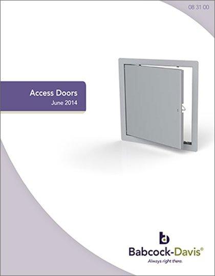 Madero Access Doors Amp Panels